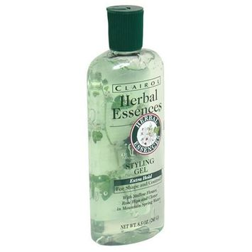 Herbal Essences Extra Hold Styling Gel