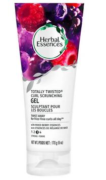 Herbal Essences Totally Twisted Curl Scrunching Gel