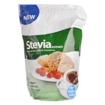 Great Value No Name 19.4oz Stevia