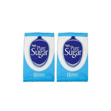 Great Value: Pure Sugar, 25 Lb (2 Pack)