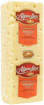 Alpine Lace® Swiss Reduced Fat Deli Cheese