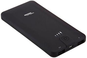 AmazonBasics Portable Power Bank - 10,000 mAh