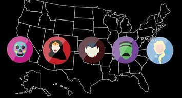 The Top Halloween Costumes State by State in 2015