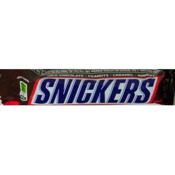 SNICKERS 100 Calories Chocolate Bar Candy, 0.76 oz