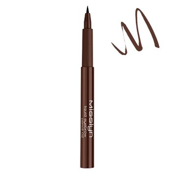 Misslyn Liquid Eyebrow Pencil - 2 Brunette