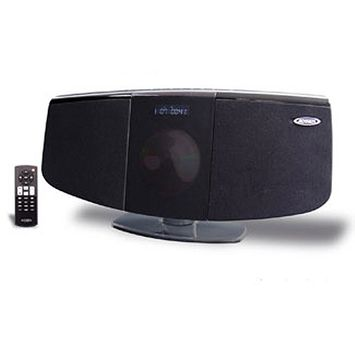 Jensen Jbs-350 Bluetooth[r] Wall-mountable Music System With Cd Player
