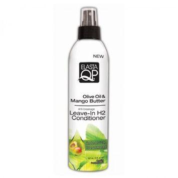 ElastaQP Elasta QP Olive Oil & Mango Butter anti-breakage Leave-In H2 Conditioner 8oz