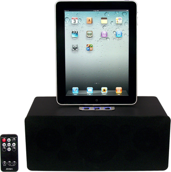 Jensen Docking Speaker Station for iPad, iPod and iPhone