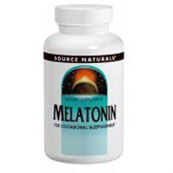 Source Naturals Melatonin 3 mg
