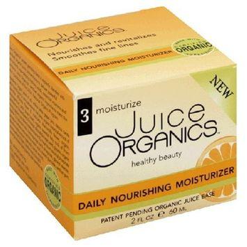 Juice Organics Daily Nourishing Moisturizer