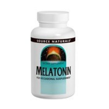 Source Naturals Melatonin Sleep Science