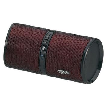 Jensen Bluetooth Wireless Speaker - Red (SMPS-622-R)