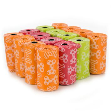 Top Paw Citrus Scented Dog Waste Bags
