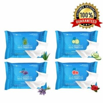 Dirt Removal Facial Wet Wipes Look Young Always Tissue Wipes Fruit Fresh Smell Wipe - 3 Pack