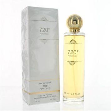 Secret Plus ZZWSP720FORWOMEN34P 3.4 oz 720 Eau De Parfum Spray for Women