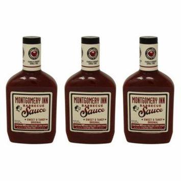 Montgomery Inn Barbecue Sauce, Original 28oz (Pack of 3)