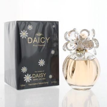 Secret Plus ZZWSPDAICY34EDPSPR 3.4 oz Daicy Eau De Parfum Spray Box
