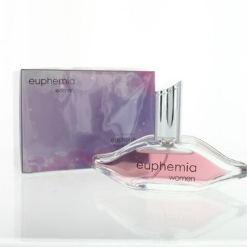 Secret Plus ZZWSPEUPHEMIA34EDPSP 3.4 oz Euphemia Eau De Parfum Spray for Women