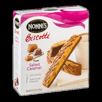 Nonni's Biscotti Salted Caramel