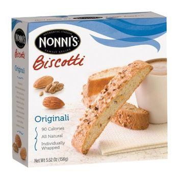 Nonni's Originali Biscotti, 8-count, (Pack Of 6)