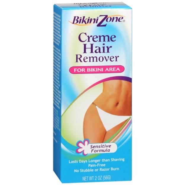Bikini Zone Creme Hair Remover
