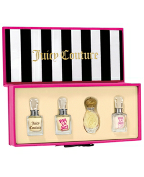 Juicy Couture World of  Deluxe Miniature Coffret
