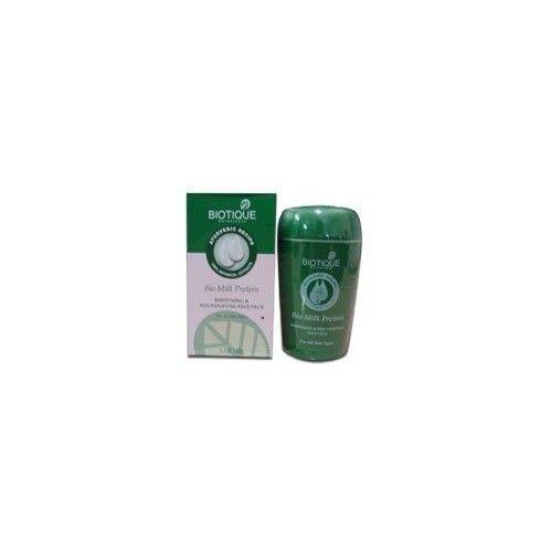 Biotique Milk Protein Whitening & Rejuvenating Face Pack 50G/1.76Fl.Oz.