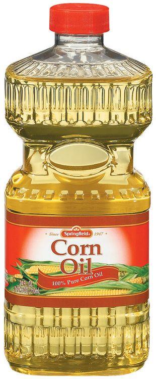 Springfield 100% Pure Corn Oil