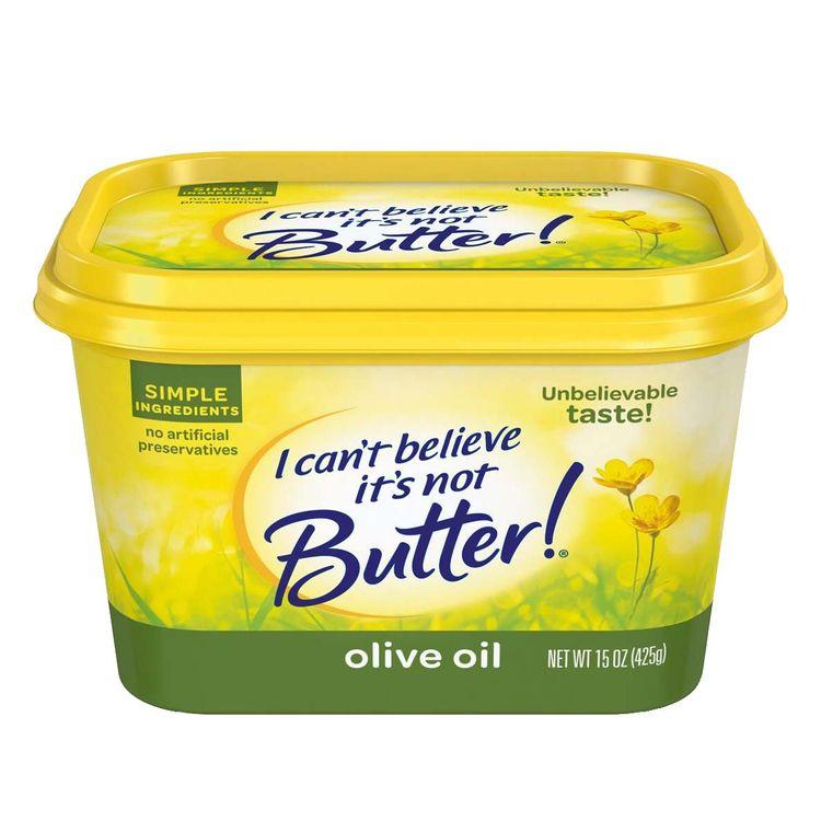 I Can't Believe It's Not Butter! Light W/Olive Oil Spread