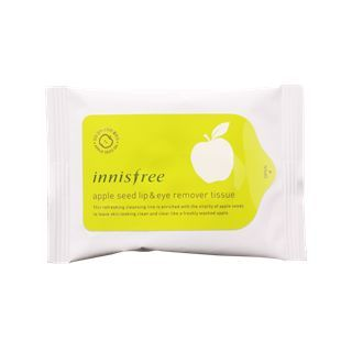 Innisfree - Apple Seed Lip & Eye Remover Tissue 30pcs 30g