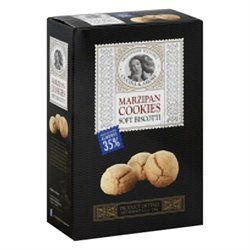 Cucina & Amore Marzipan Cookies Soft Biscotti 5.3 oz
