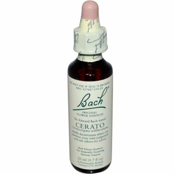 Bach Flower Remedies Essence Cerato 0.7 fl oz