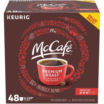 McCafe Premium Roast K-Cup Coffee Pods
