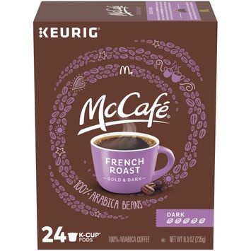 McCafe French Roast Coffee K-Cup Pods