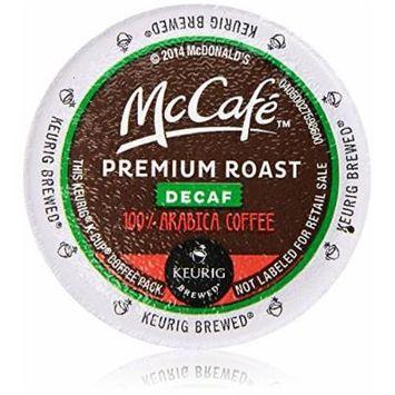 McCafe Decaf Keurig K-Cup Coffee - Medium Roast 12 Ct. (2 Pack)