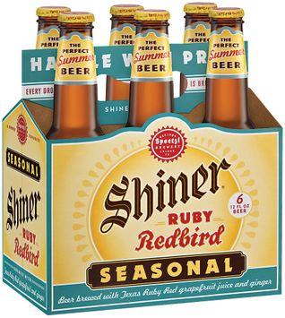 Shiner Seasonals Dortmunder/Ruby Redbird/Oktoberfest/Holiday Cheer