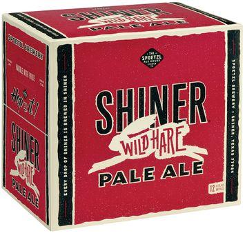 Shiner® Wild Hare Pale ale 1