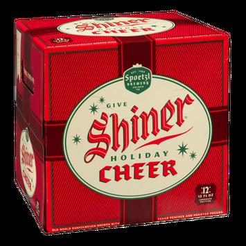Shiner Holiday Cheer - 12 PK
