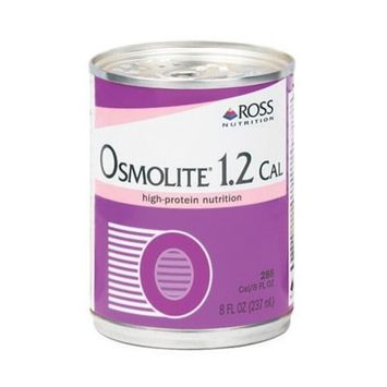 Ross Nutritional osmolite 1.2 cal high Protein nutrition liquid - 8 Oz/can, 24/case