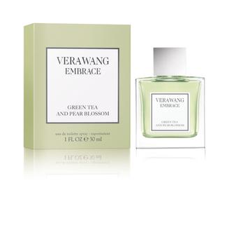 Vera Wang Embrace Eau De Toilette Spray Green Tea & Pear Blossom