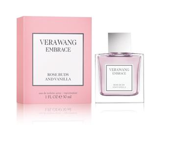 Vera Wang Embrace Eau De Toilette Spray Rosebuds & Vanilla