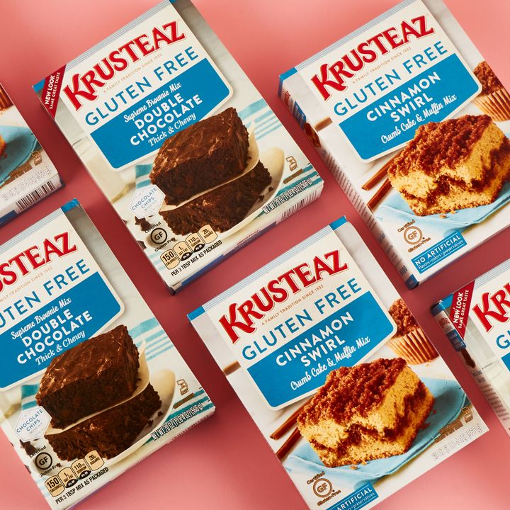 Here's What Influensters Think of Krusteaz Gluten-Free & Protein-Packed Treats