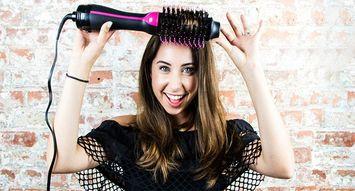 We Tried It: Revlon's One-Step Hair Dryer