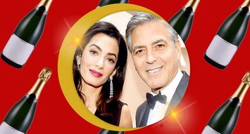 Amal and George Clooney's Go-To Wine Is As Fancy As You'd Imagine