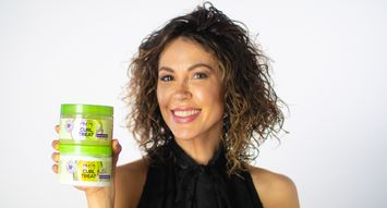 A Look Inside Influenster Co-Founder's Curl Routine