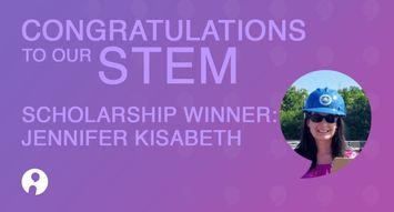 Influenster Women in STEM Winner: Jennifer Kisabeth