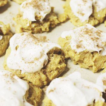 Treat Yourself: Gluten-Free Pumpkin Cookies