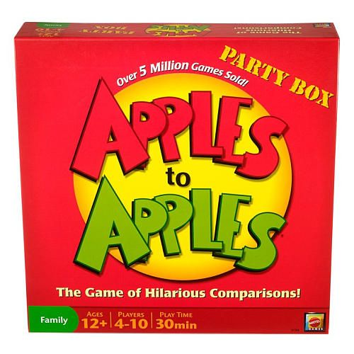 Slide: Apples to Apples Party Box Ages 12+