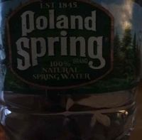 Poland Spring® Natural Spring Water uploaded by Miss A.