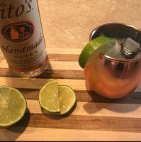 Tito's Handmade Vodka uploaded by Jody S.